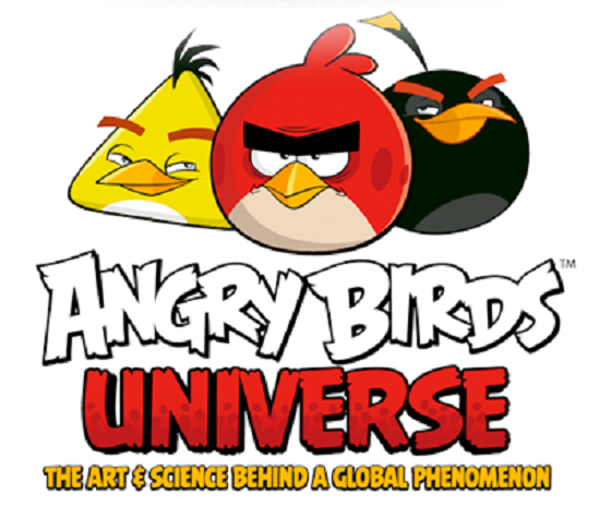 ANGRY BIRDS UNIVERSE- The Art & Science Behind A Global Phenomenon