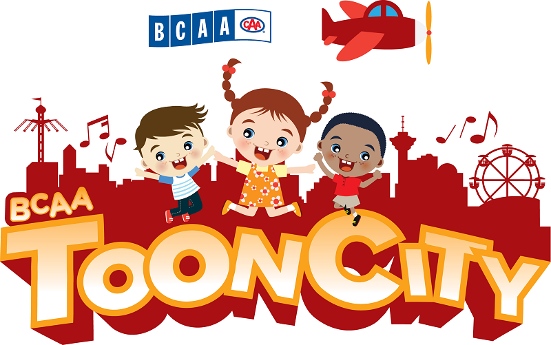 BCAA Toon City