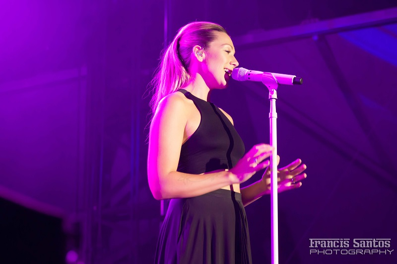 Colbie Caillat at the PNE