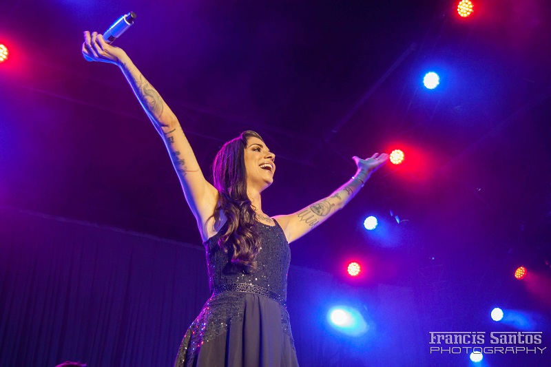 christina perri at the fair vancouver