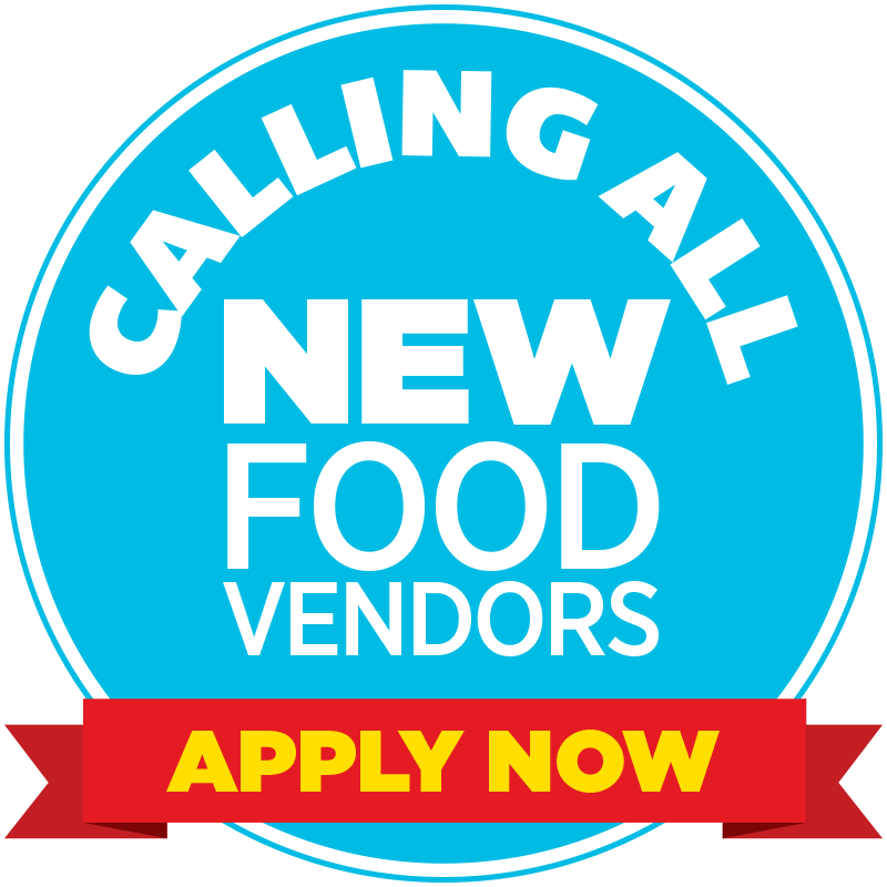 Calling All New Food Vendors