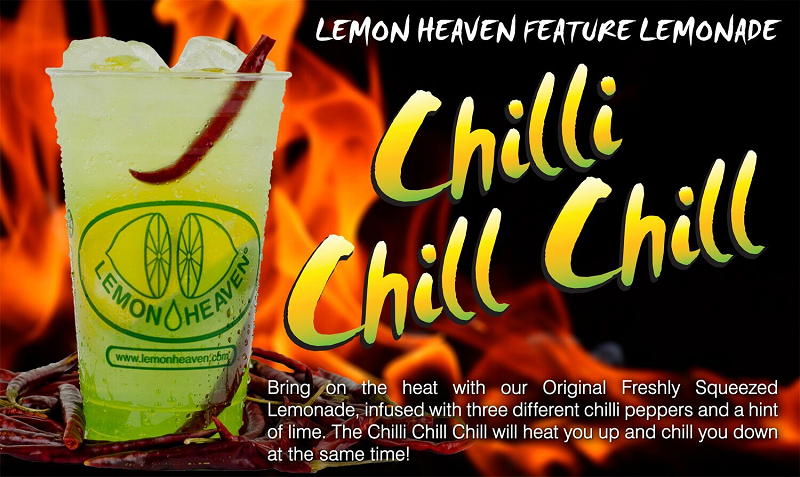 Chilli Chill Chill - Lemon Heaven