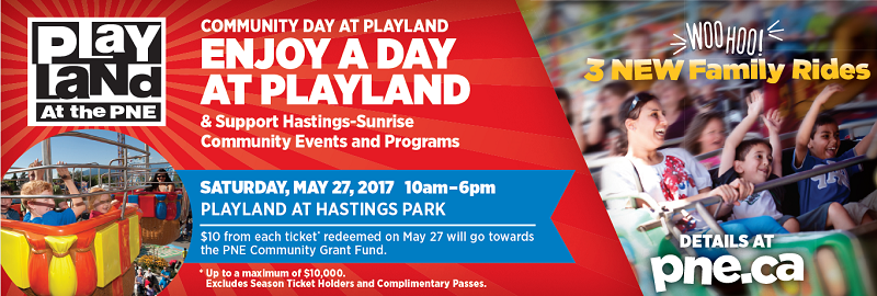 Community Day in Playland