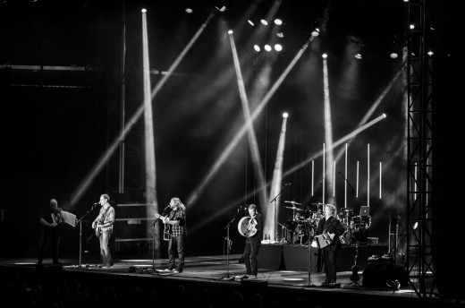 Great Big Sea - Photo by Jaden Nyberg