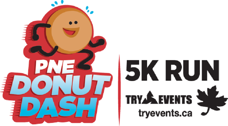 The PNE Donut Dash 2016- 5K Run