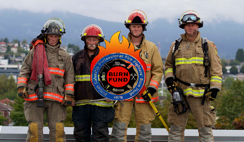 Fire Fighters Burn Fund