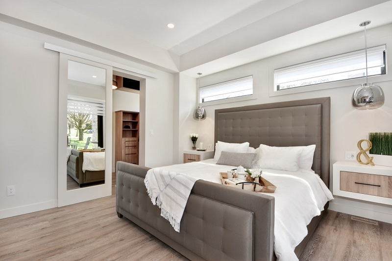 PNE Prize Home - Master Bedroom