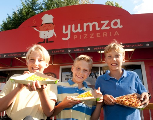 Yumza Pizza