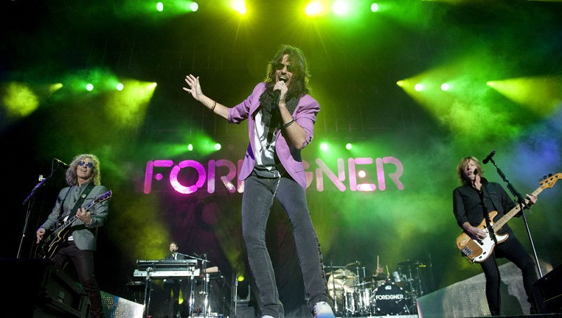 Foreigner- Summer Night Concerts
